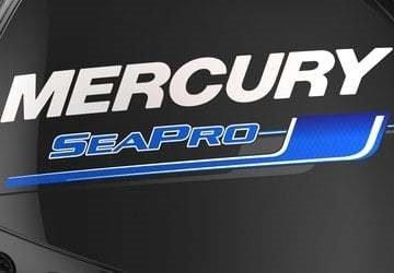 Moteur Mercury hors bord Seapro