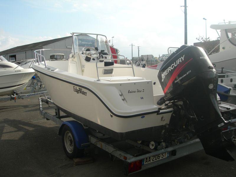 bateau quicksilver occasion